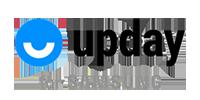 Logo partner Upday